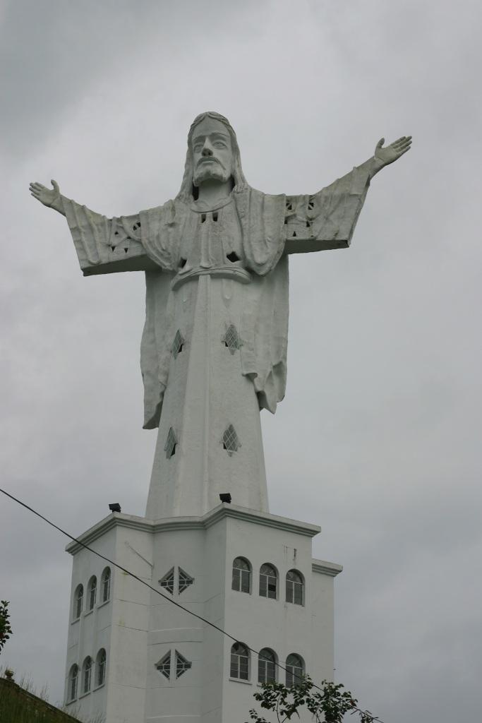 Cristo Rey in Belalcazar