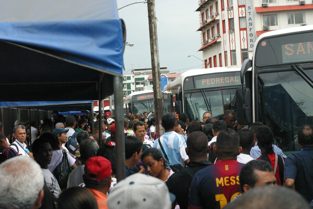 Future of Panamanian public transit