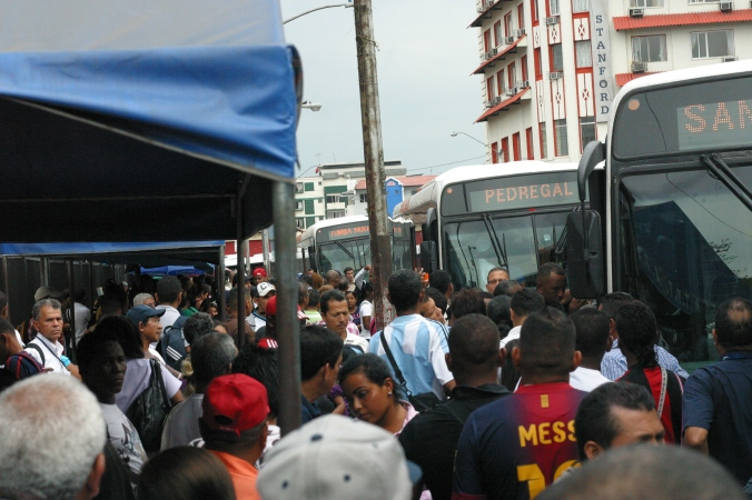 Future of Panamanian public transit