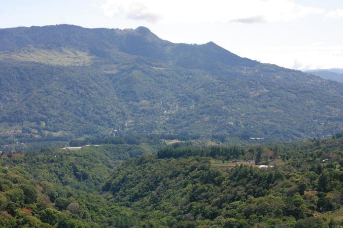 Mountains of Boquete