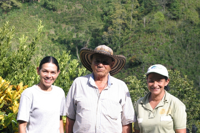 Coffee growers, roasters, and brewers for life.