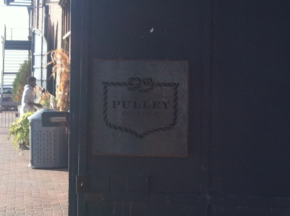 Enter the Pulley