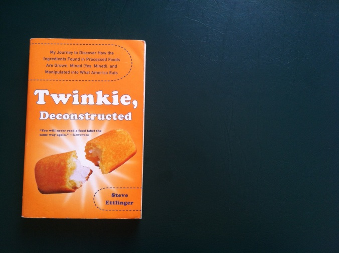 Steve Ettlinger's smart, fun food sourcing book.