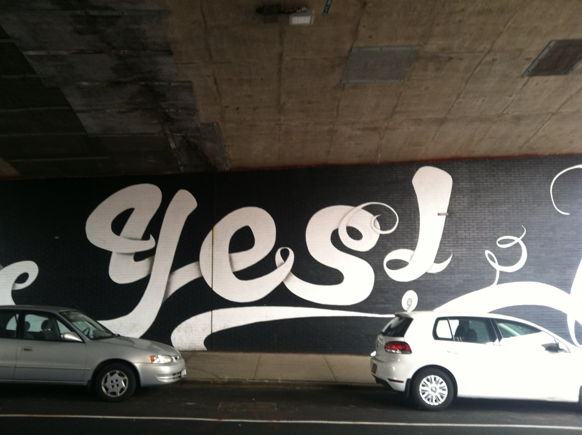Say YES! to Brooklyn