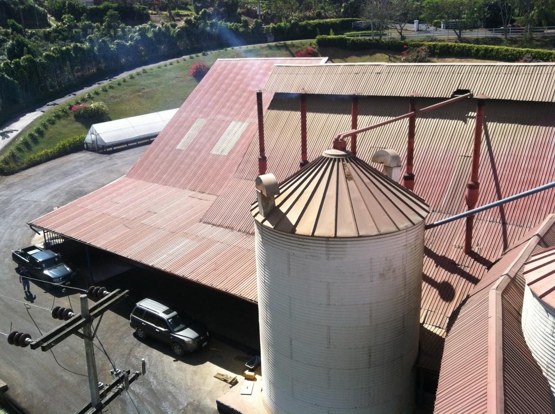 Santa Anita mill