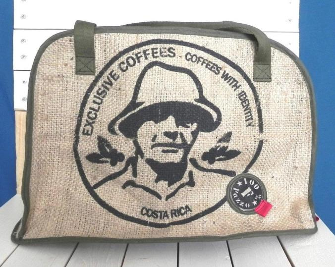 Exclusive Coffees swag bag