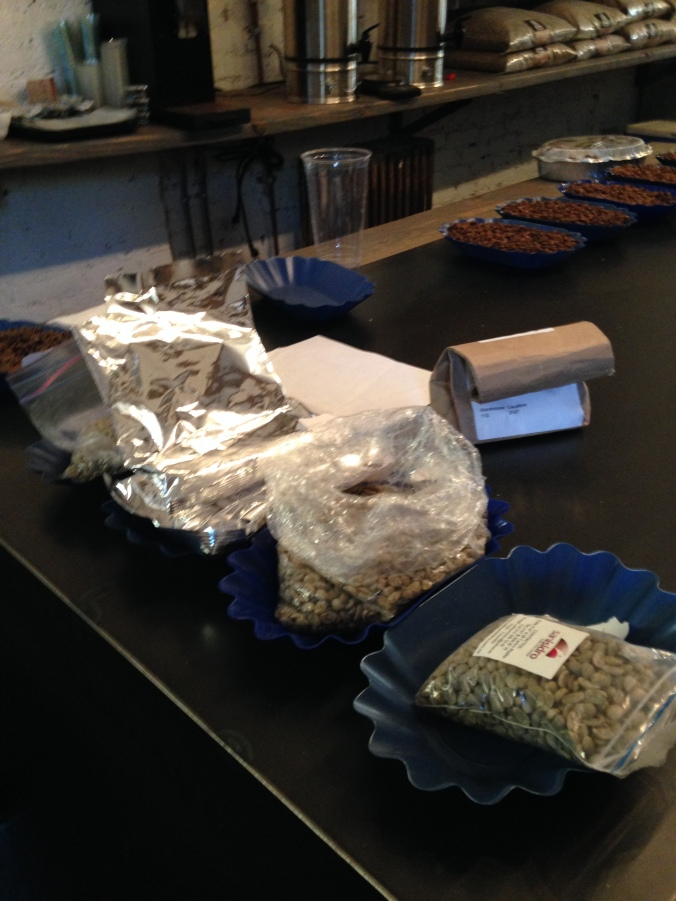 Samples from Costa Rica, Panama, and Colombia