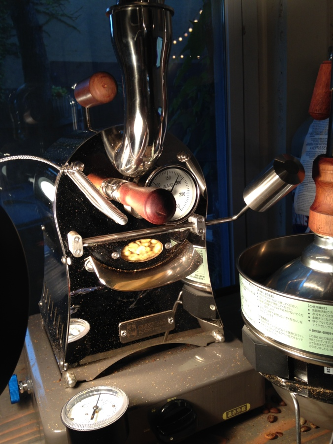 Huky table top roaster